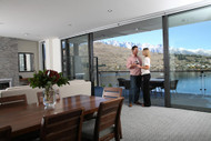 Residence Dining Area And Balcony