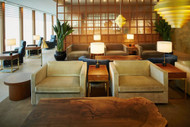 Cathay Pacific Lounge Heathrow