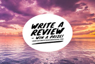 Write A Review, Win A Monthly Prize