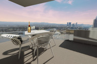 3 Bedroom Balcony With Champagne