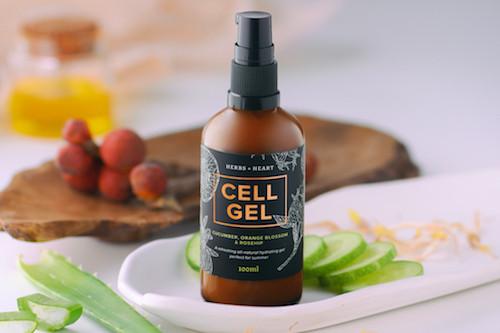 HERBS+HEART Cell Gel
