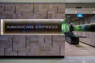 American Express Lounge Sydney Entrance