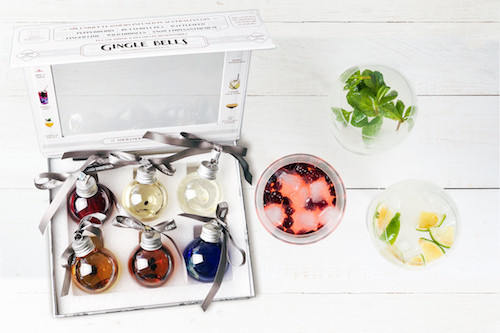 Gingle Bells Gin Baubles