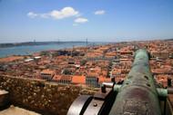 Lisbon and The Tagus River