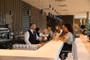 Star Alliance Lounge Rome Fiumicino The Bar