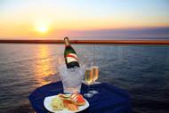 Champagne At Sea