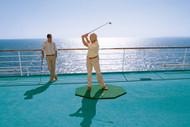 Golf On Crystal Cruises