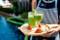 Healthy Poolside Drinks