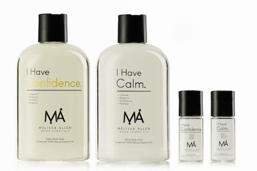 Melissa Allen Mood Essentials Body Washes