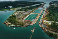 Panama Canal In 2019