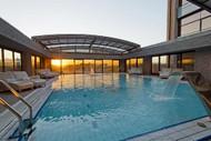 Hilton Madrid Airport Pool