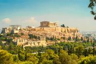 The Parthenon-Acropolis
