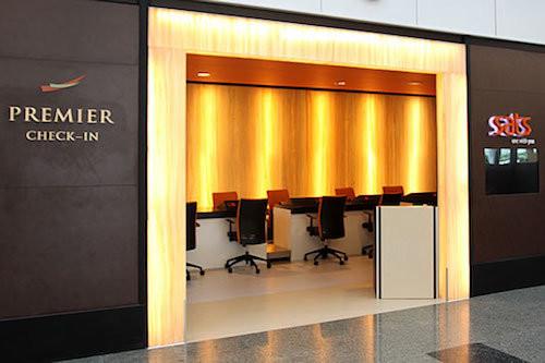 SATS Premier Lounge Singapore