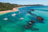 Moreton Island Wrecks