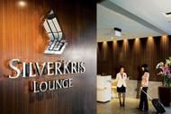 Singapore Airlines SilverKris Lounge Changi Airport