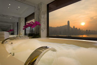 Deluxe Suite Bathroom, InterContinental Hong Kong