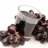 Grape Juice Flavor water soluble  This is like a grape juice drink, or perhaps a grape lollipop?    Ingredients: Artificial Flavors, Propylene Glycol