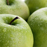 Green Apple Flavor water soluble  tart crisp apple  Ingredients:Natural & Artificial Flavor, Propylene Glycol