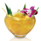 Hawaiian Drink Flavor very nice tropical fruit flavor  water soluble  Ingredients: Natural and Artificial Flavors, Propylene Glycol