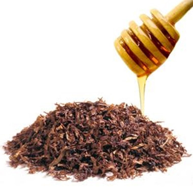 "Black Honey Flavor Black Honey captures the sweet, complex flavor of the finest pipe tobacco blends. Fans of Captain Black need look no further.  This is the same as ""Black Honey Tobacco Flavor"". We just left the word Tobacco off the label due to customer request. Ingredients: Artificial Flavors, PG  water soluble"