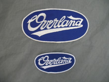 Overland Sew-On-Patches