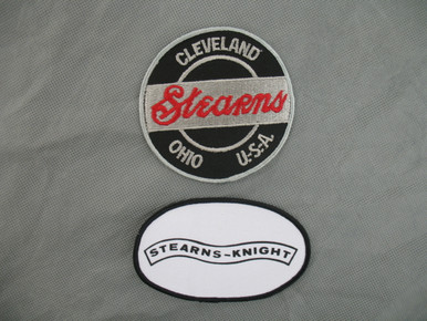 Stearns Patches
