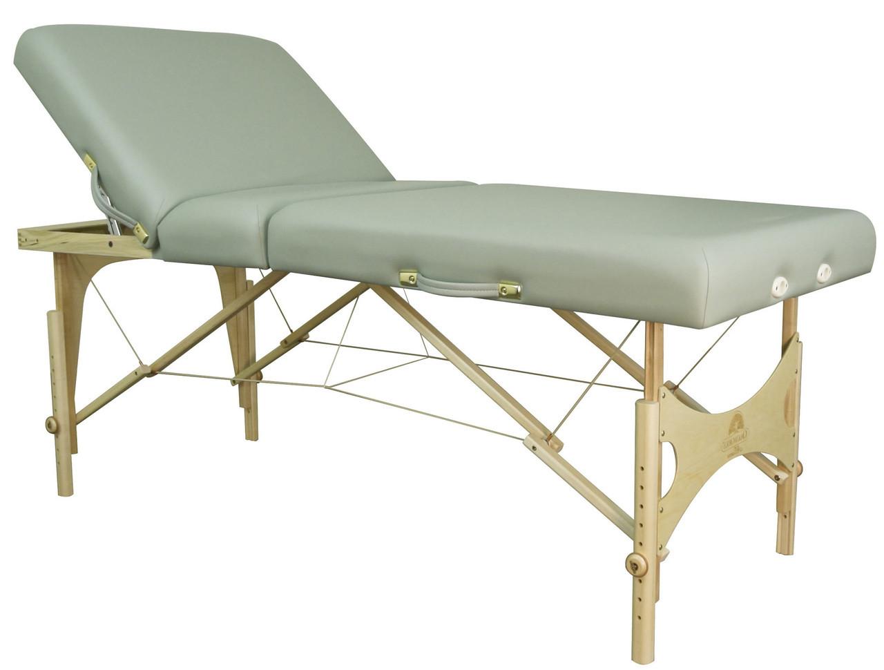 Oakworks Alliance Wooden Massage Table Liftback