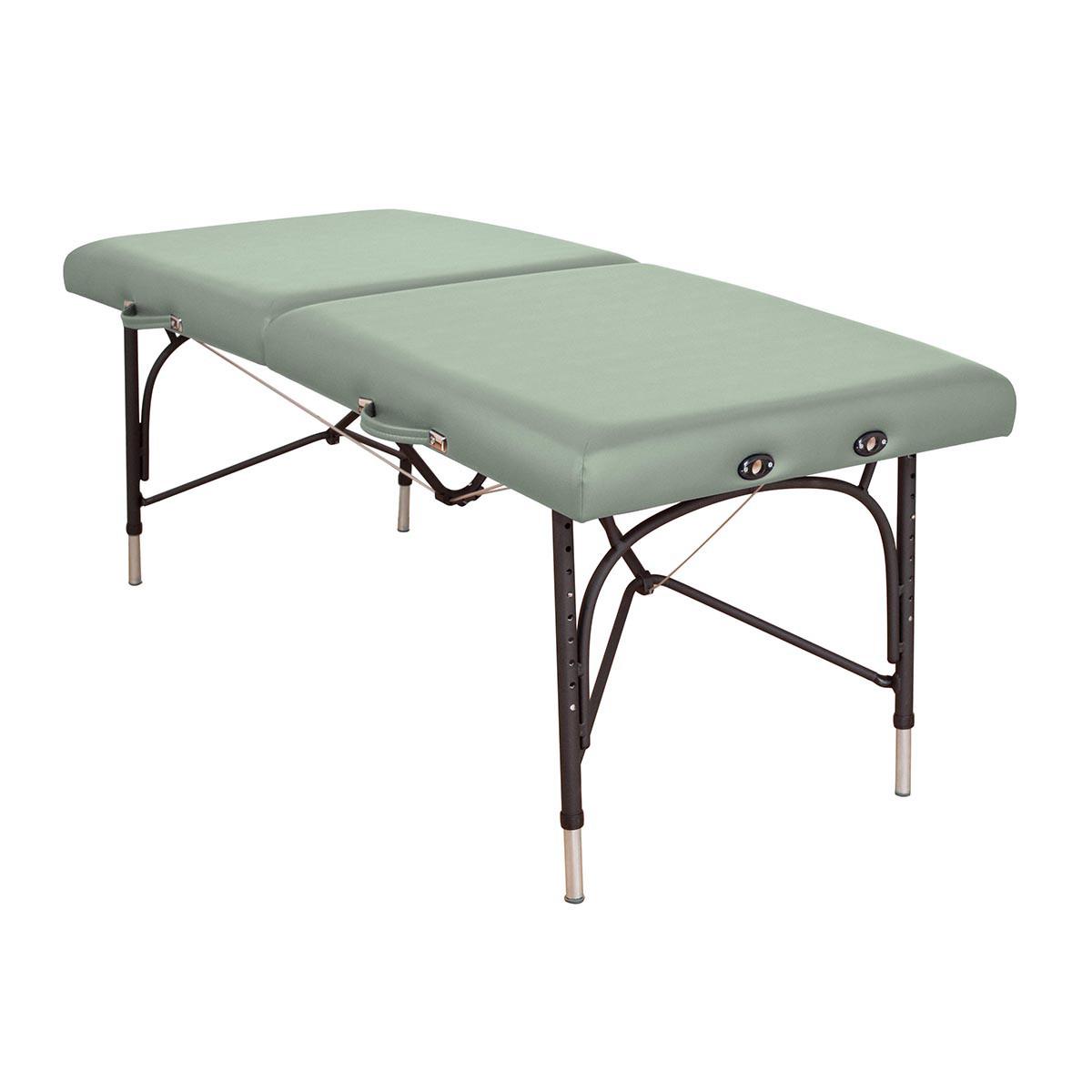 ... Oakworks WellSpring Portable Massage Table Sage ...