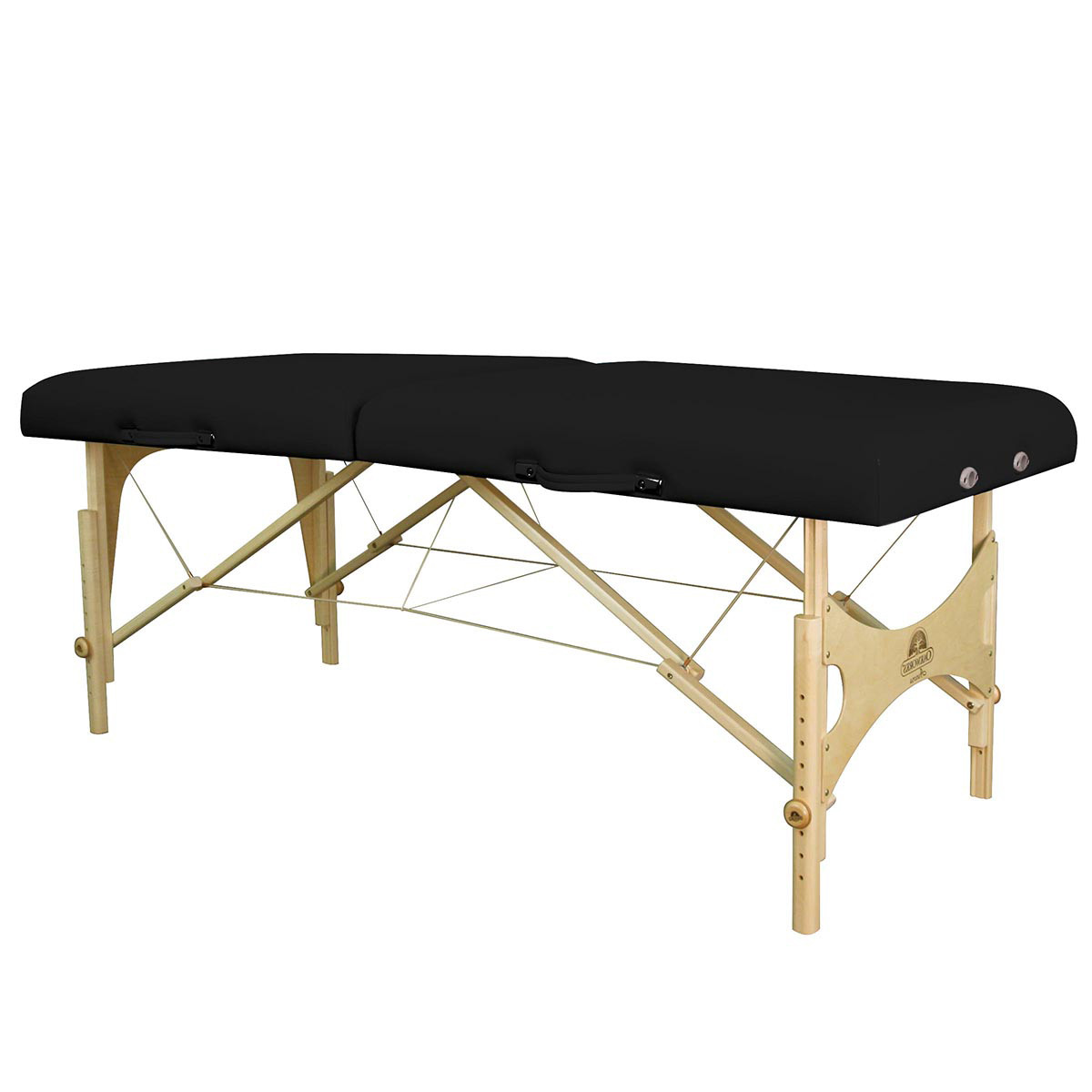Oakworks Aurora Portable Massage Table Coal