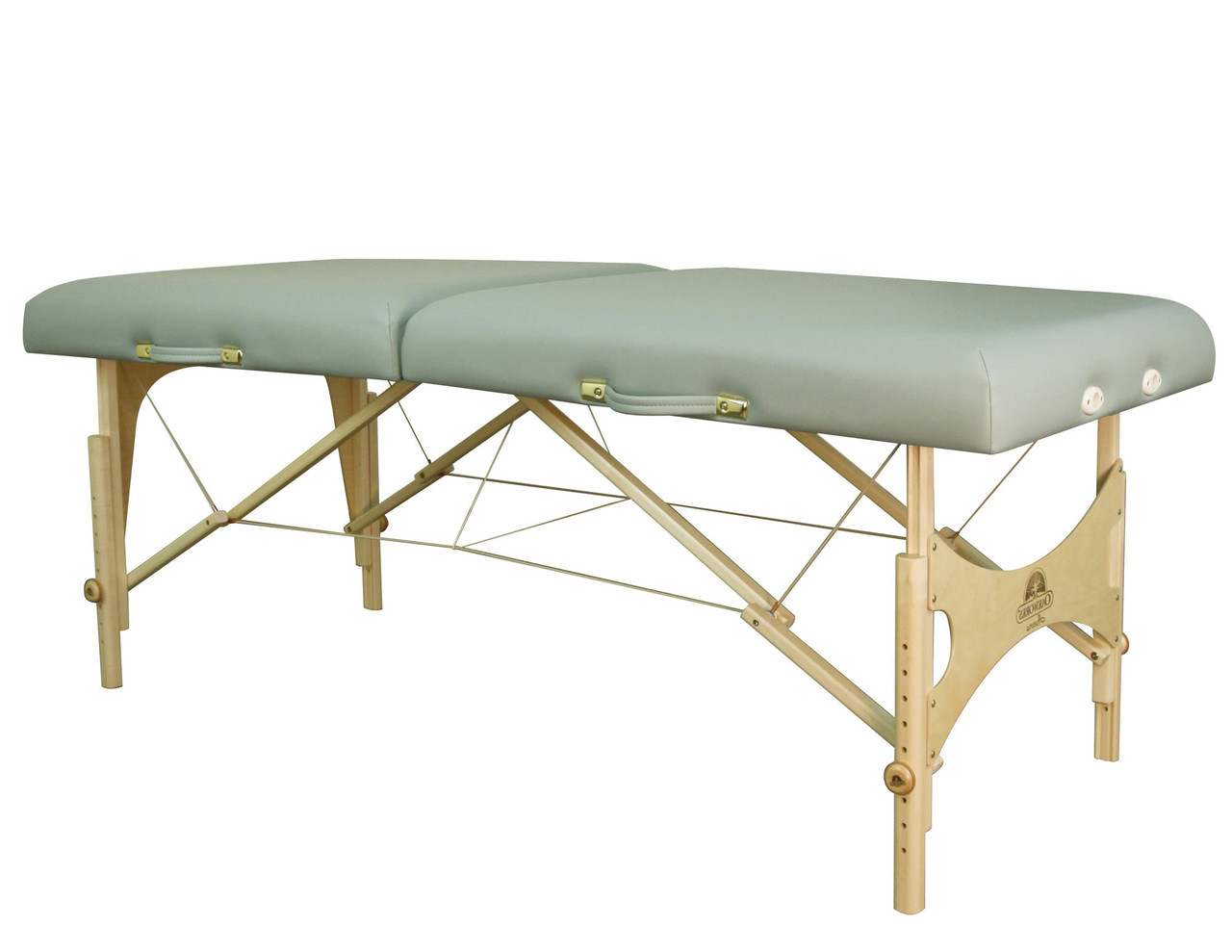 Oakworks Aurora Portable Massage Table Sage