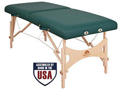 Oakworks Aurora Portable Massage Table Bluegrass