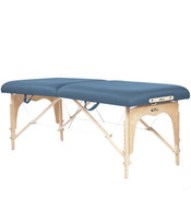 Custom Craftworks Athena Massage Table Agate Blue