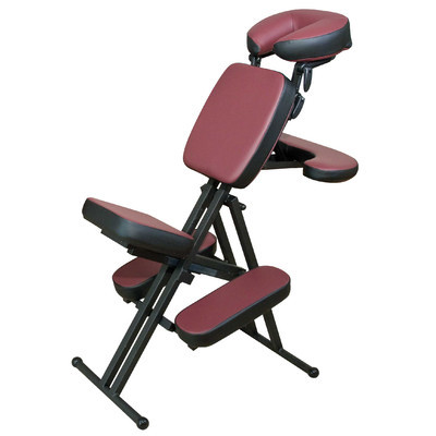 Oakworks Portable Massage Chair Portal Light