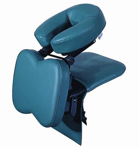Custom Craftworks Sidekick Massage Table Teal
