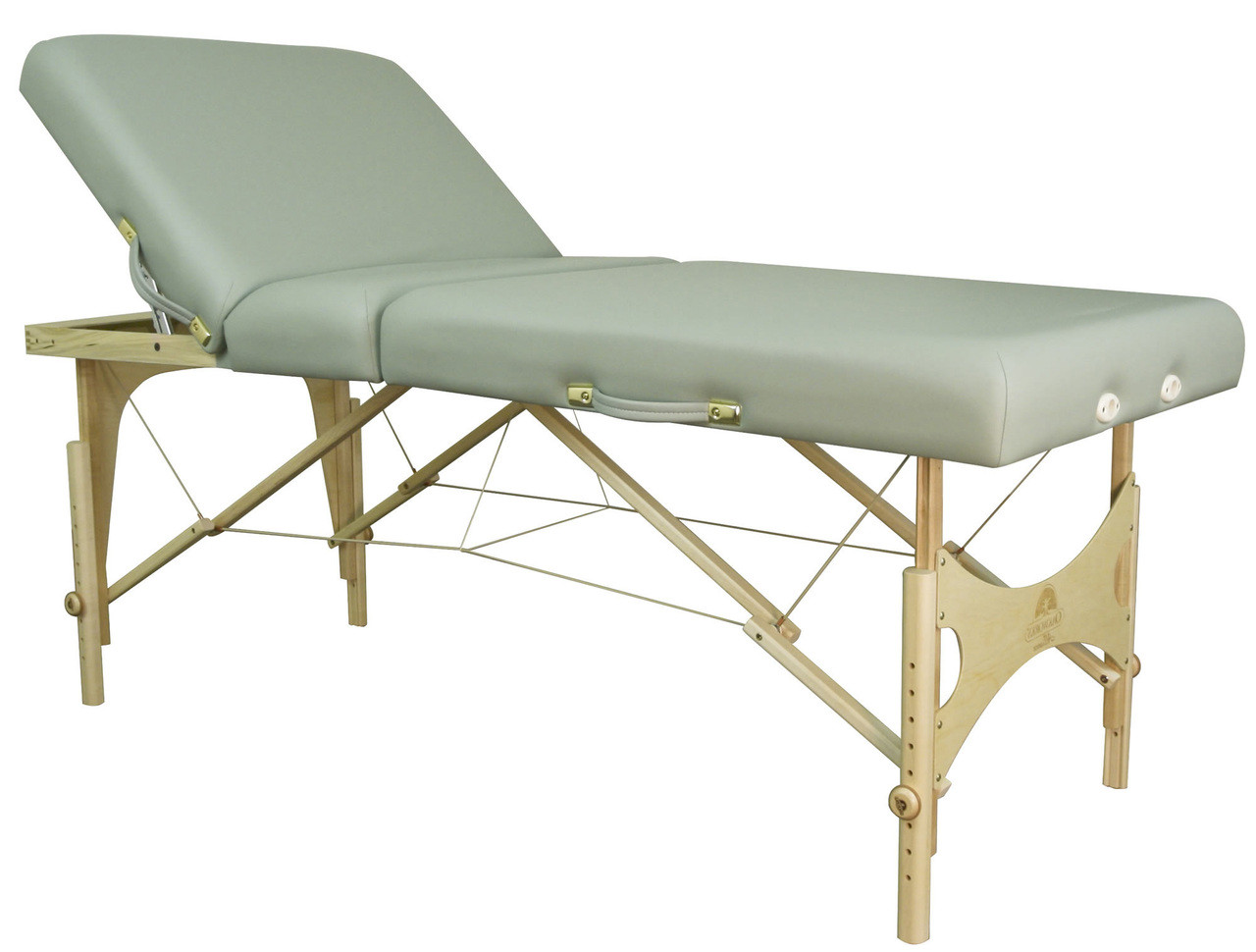 Oakworks Alliance Wooden Massage Table Liftback