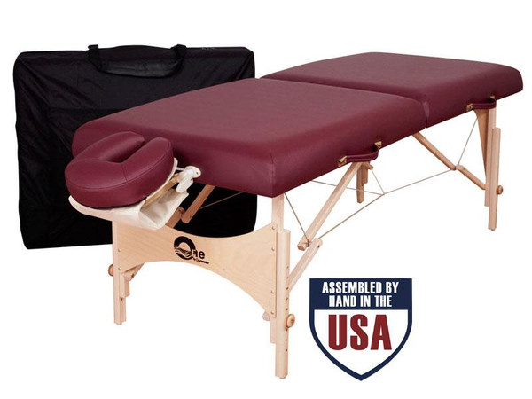 Oakworks ONE  Package with Carry Case, Face Rest Platform, Face Rest Crescent and Arm Hammock