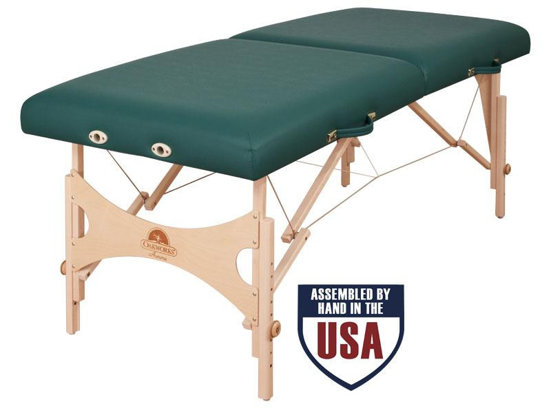 Oakworks Aurora Massage Table