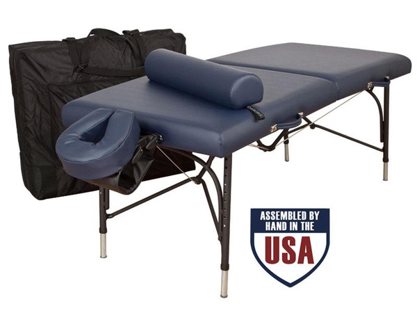 Oakworks Wellspring Professional Package with Carry Case, Face Rest Platform, Face Rest Crescent, Bolster and Arm Hammock