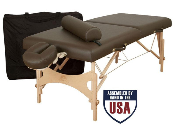 Oakworks Nova Essential Package - with Carry case, Face Rest Cradle, Face Rest Cushion and Bolster