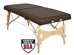 Oakworks Nova Massage Table Espresso