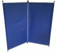 Pisces 2 Panel Privacy Screen