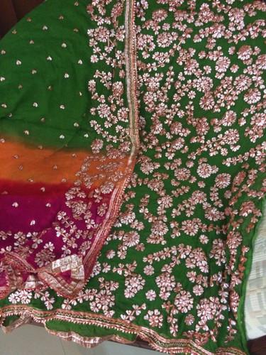Gota Embroidery Suits Multan