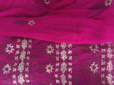 custom stitched Resham Embroidery Suits London