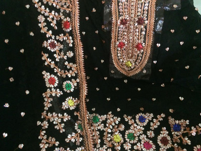 buy Gota Embroidery Suits California