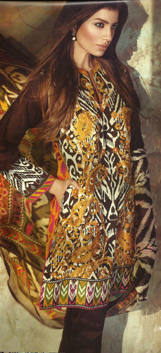 Sana Safinaz discounted Lawn Collection