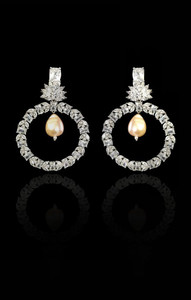 - Pakistani Designer Jewelry Earring
