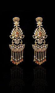 Pakistani Designer Jewelry Earring 101