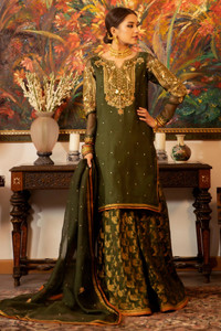 Pakistan Latest Zaaviay Designer Formal Wear Reno 01