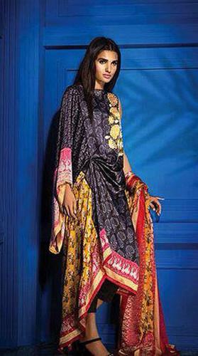 Sana Safinaz Silk Collection Kuwait