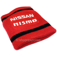 Nismo Wristband / Reservoir Tank Cover -Red (KWA2A-60E00)